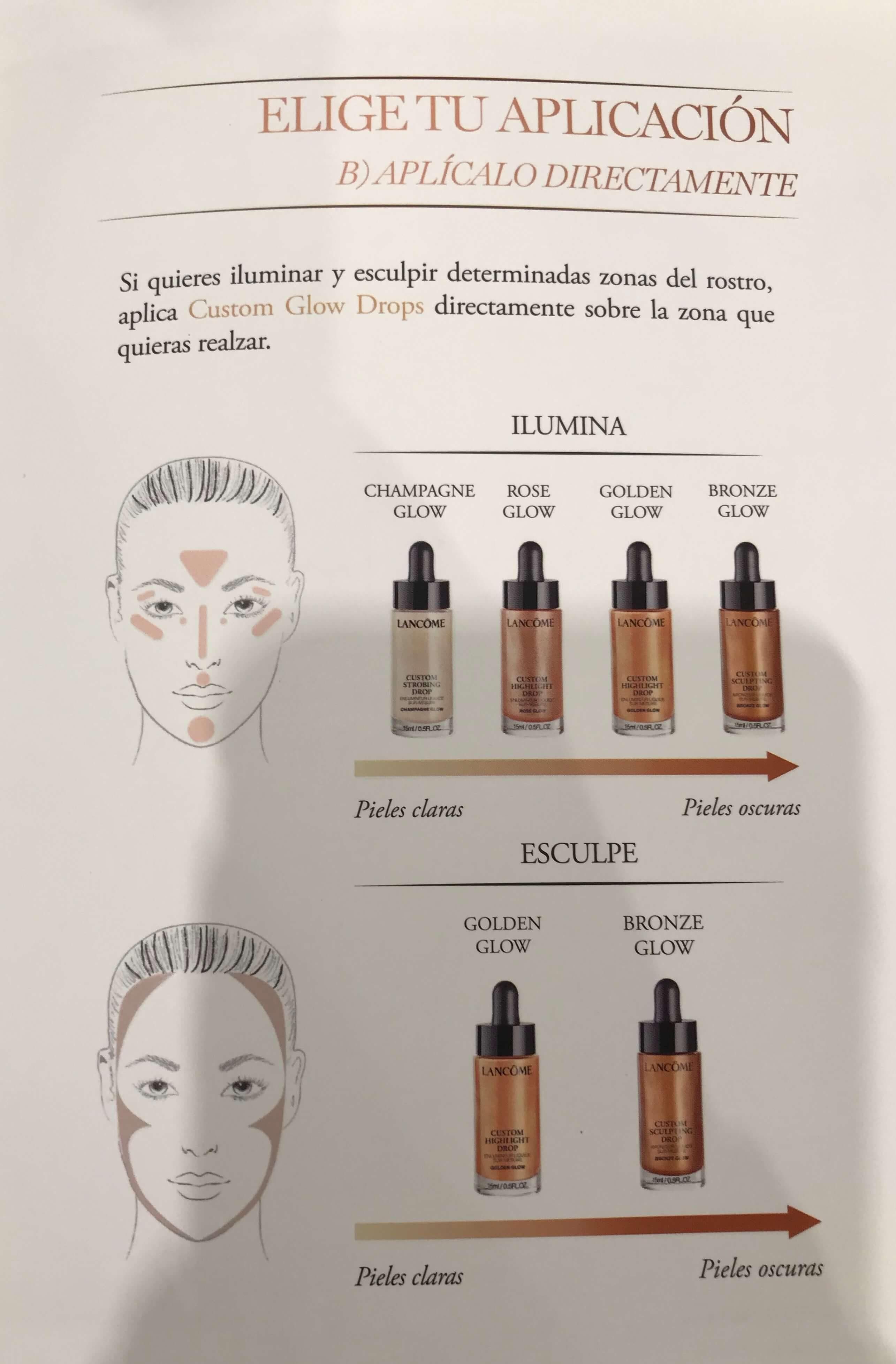 Novedades de cosmética en Lancome 1