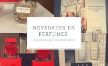 novedades en perfumes febrero 2018