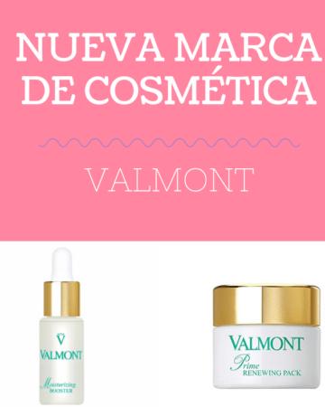 Nueva marca de cosmética Valmont 3